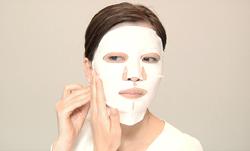 シートマスクの使用方法