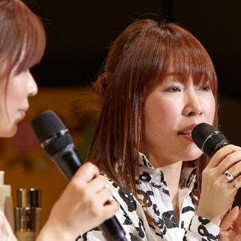 女の価値は、肌で決まる!? 麻生綾さんによるカバーマークの美の秘密