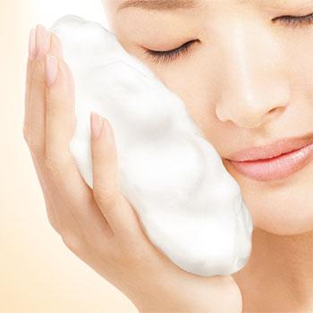 もちもち泡の洗顔料ミネラルウォッシュを300名にプレゼント!!!